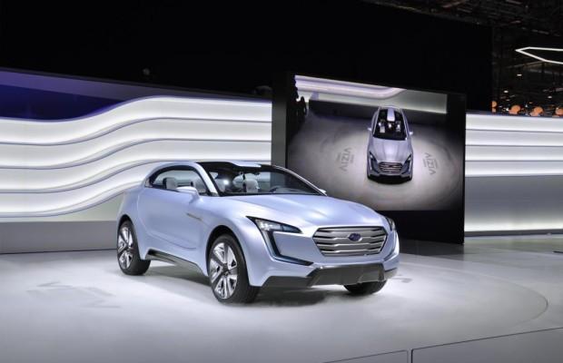 Subaru: Erster Diesel-Hybride aus Japan