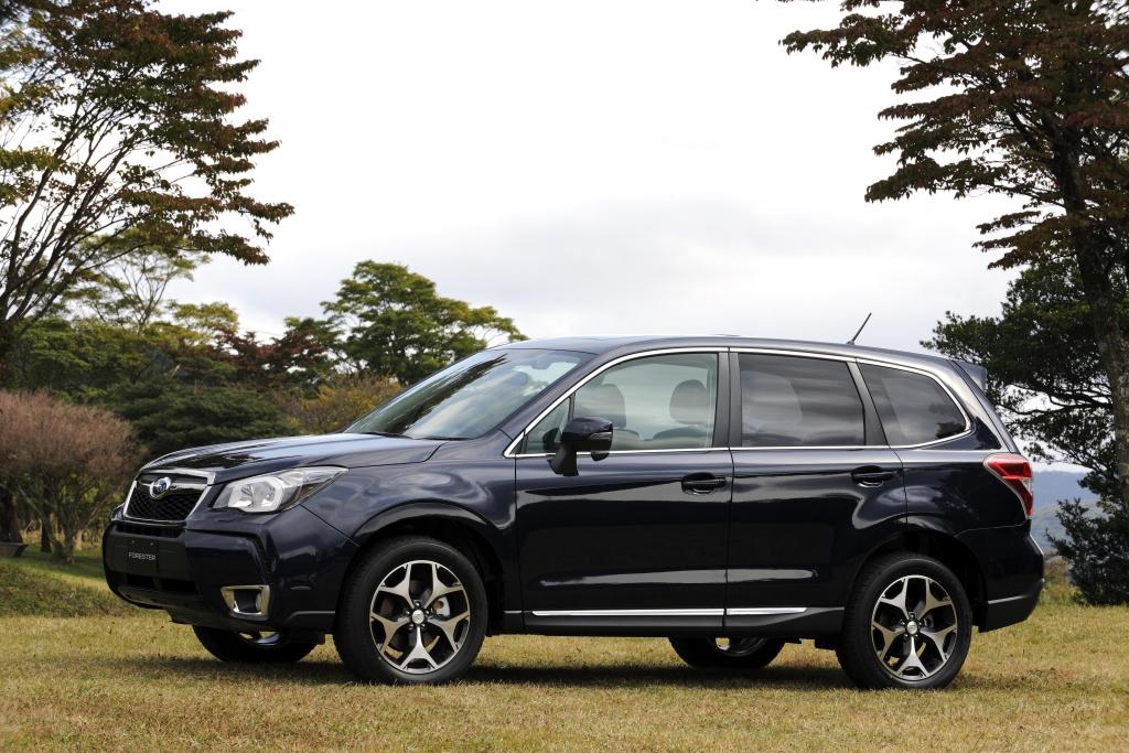 Subaru verbindet neues CVT-Automatik-Getriebe erstmals mit Boxer-Diesel
