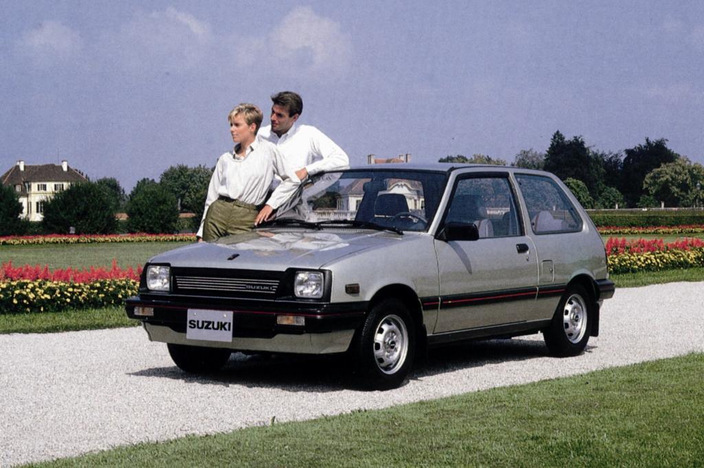 Suzuki SA 130 ab 1983