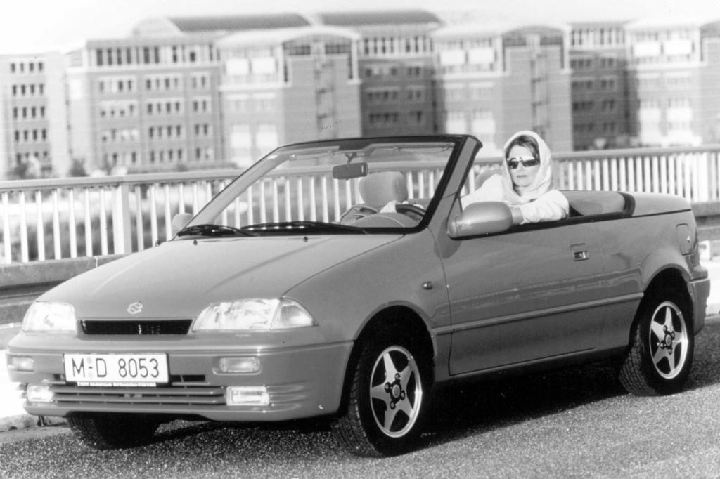 Suzuki Swift Cabriolet 1993
