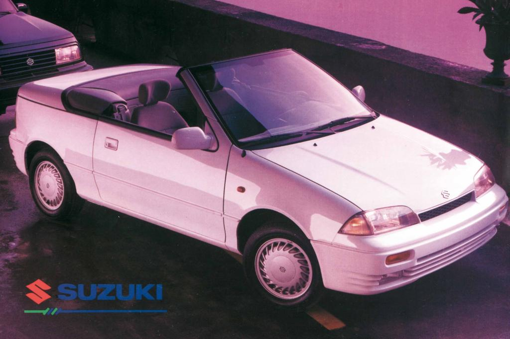 Suzuki Swift Cabriolet ab 1992