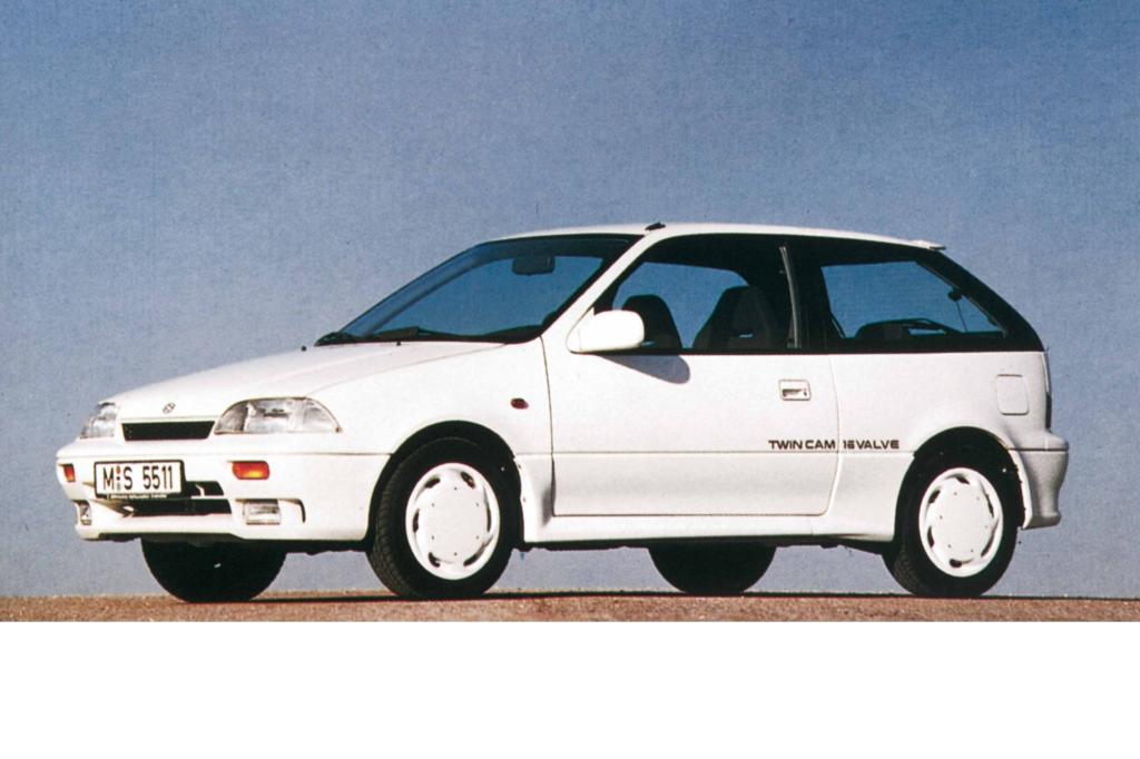 Suzuki  Swift GTi ab 1990