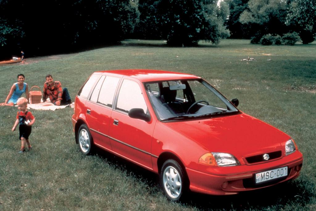 Suzuki Swift ab 2001
