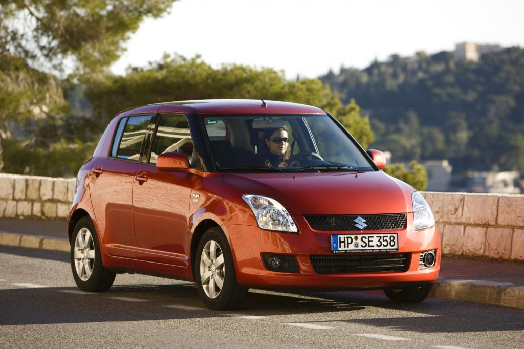 Suzuki Swift ab 2005
