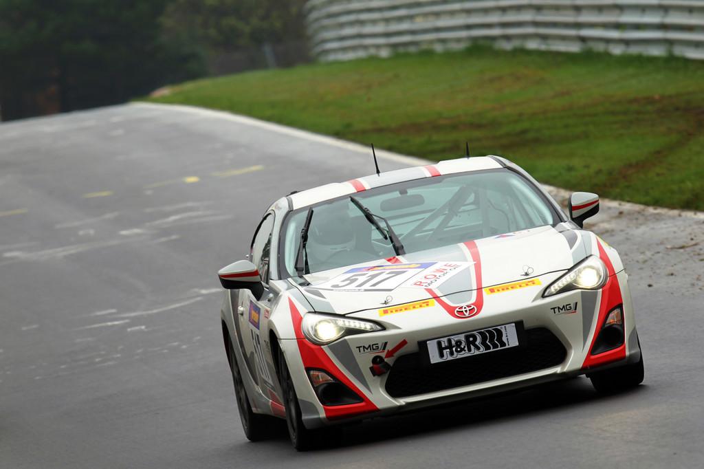 TMG GT86 Cup wird bis 2015 fortgesetzt