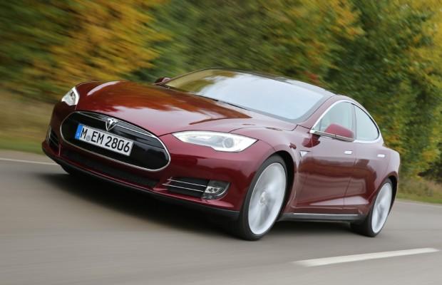 Tesla Model S: Elektrisches aus Amerika