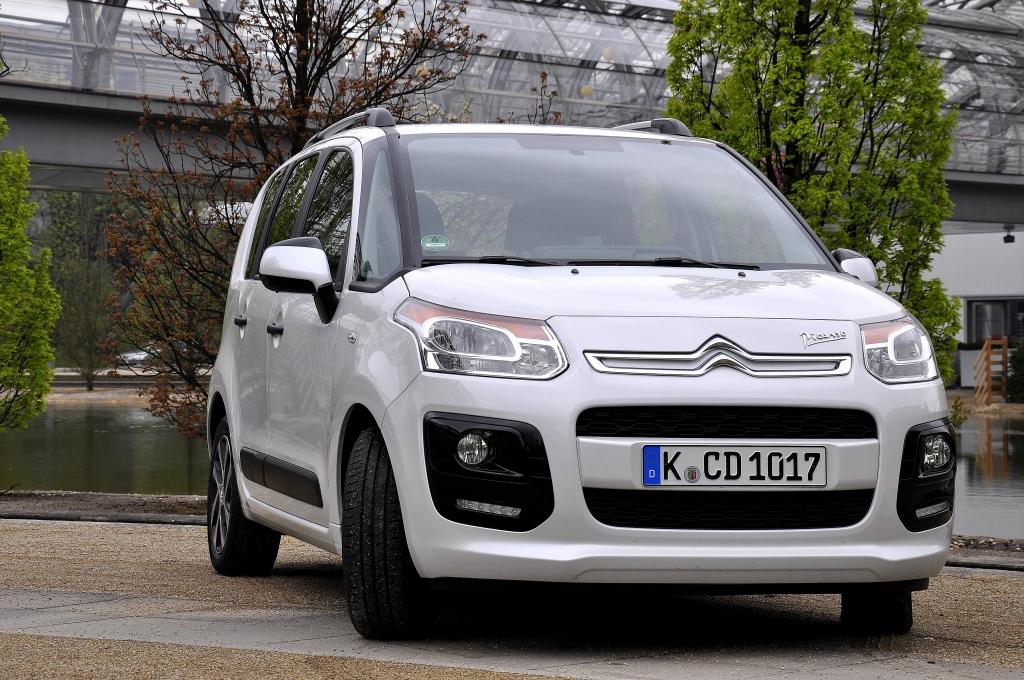 Test Citroën C3 Picasso HDi 90 Tendance: Solider Minivan mit Esprit
