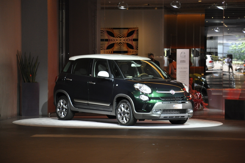 Test Fiat 500 Trekking - Vorsicht, ein Bisschen Wild!