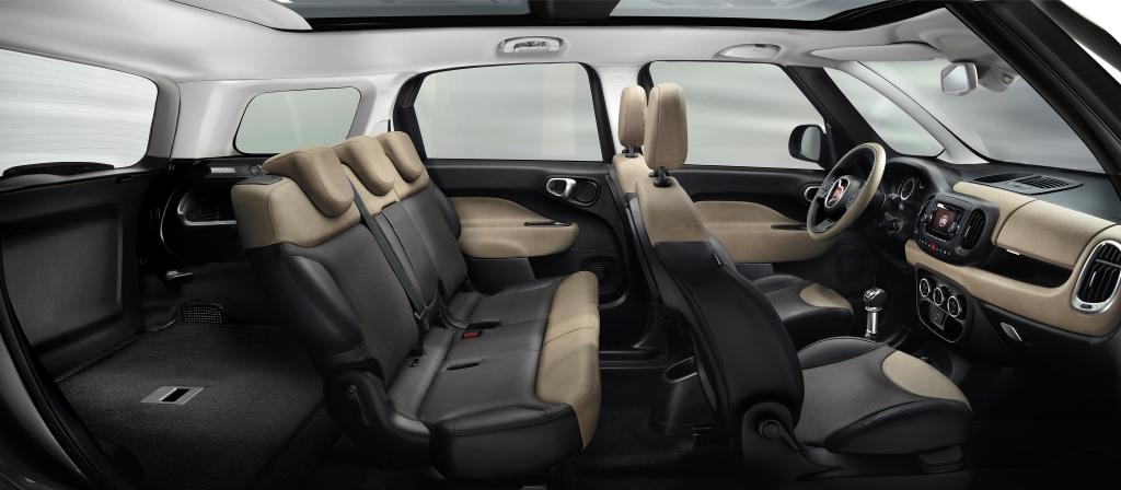 Test Fiat 500L Living - La Dolce Vita für die ganze Familie