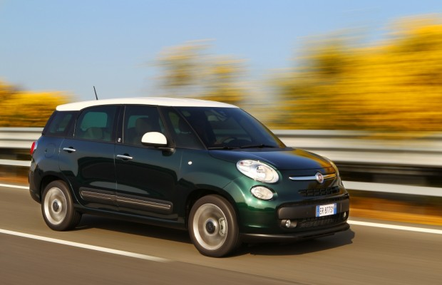 Test Fiat 500L Living - La Dolce Vita für la Familia