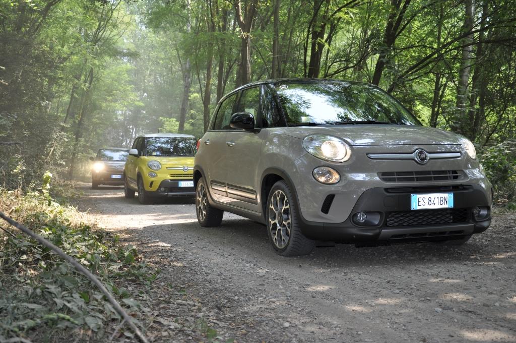 Test Fiat 500L Trekking - Vorsicht, ein bisschen wild!