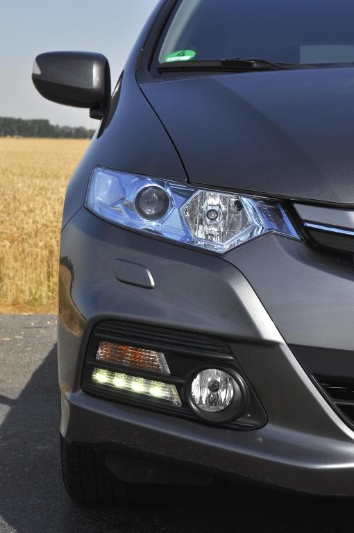 Test Honda Insight 1.3i-DSI VTEC IMA Exclusive: Von Lieblingsstrecken und Mini-Steuer