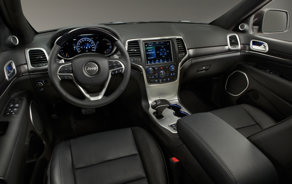 Test: Jeep Grand Cherokee – Luxus im Gelände