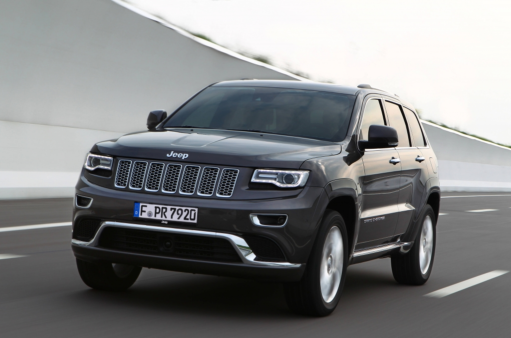 Test: Jeep Grand Cherokee – Superluxus im Gelände