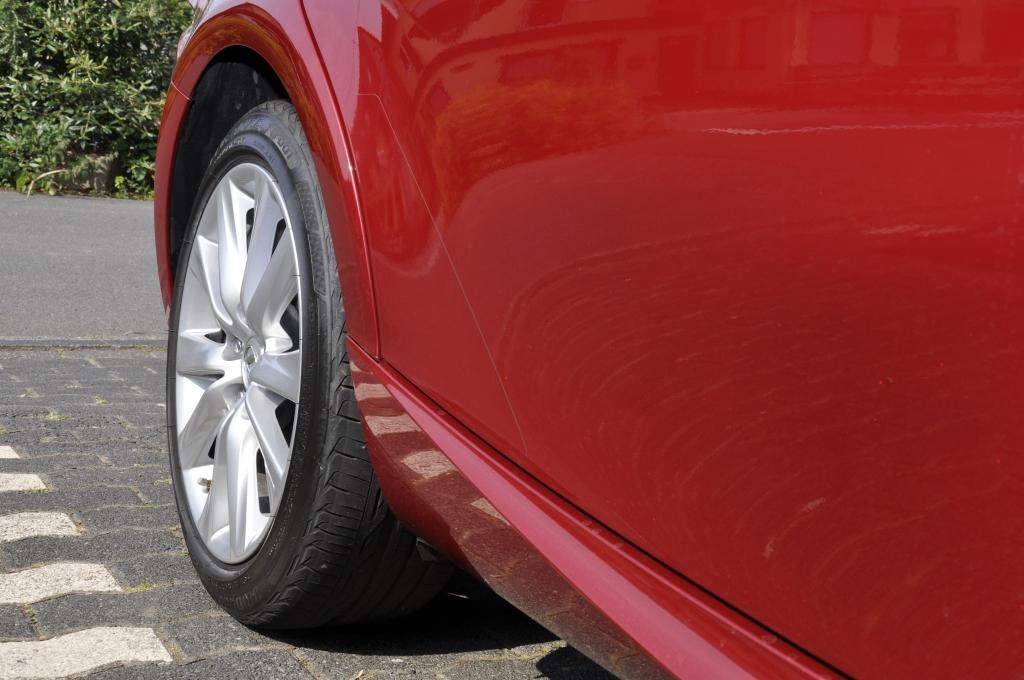 Test Lexus IS – Schöner fremder Mann ...