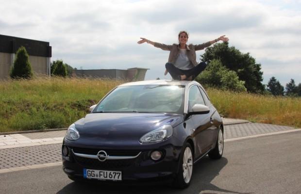 Test: Opel Adam - Anna fährt Adam