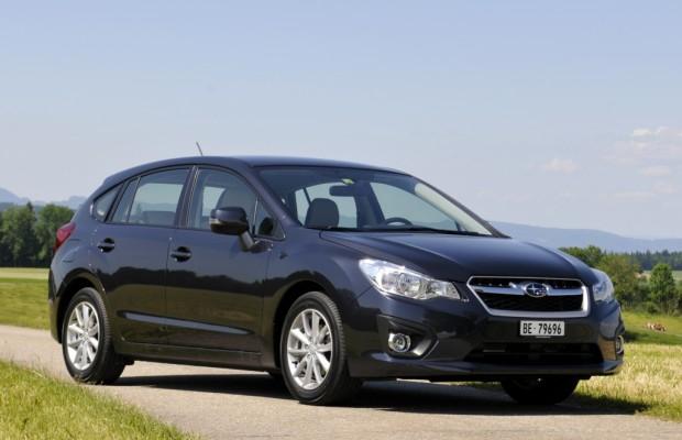 Test: Subaru Impreza - Wenig Sch(n)ick und Schnack