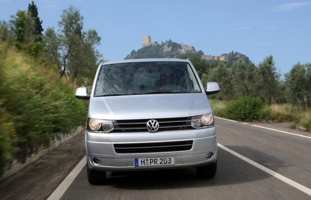 Test: VW Multivan  - Der Bus