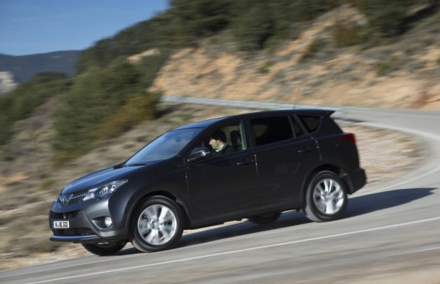 Toyota RAV4: Weiterhin schlecht beim