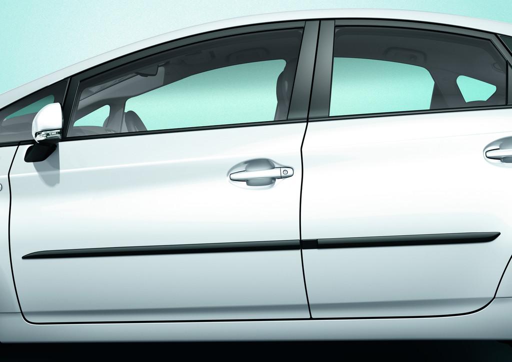 Toyota bietet Prius-Styling und -Zubehör