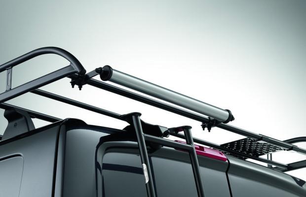 Toyota bietet Proace-Zubehör zum Marktstart