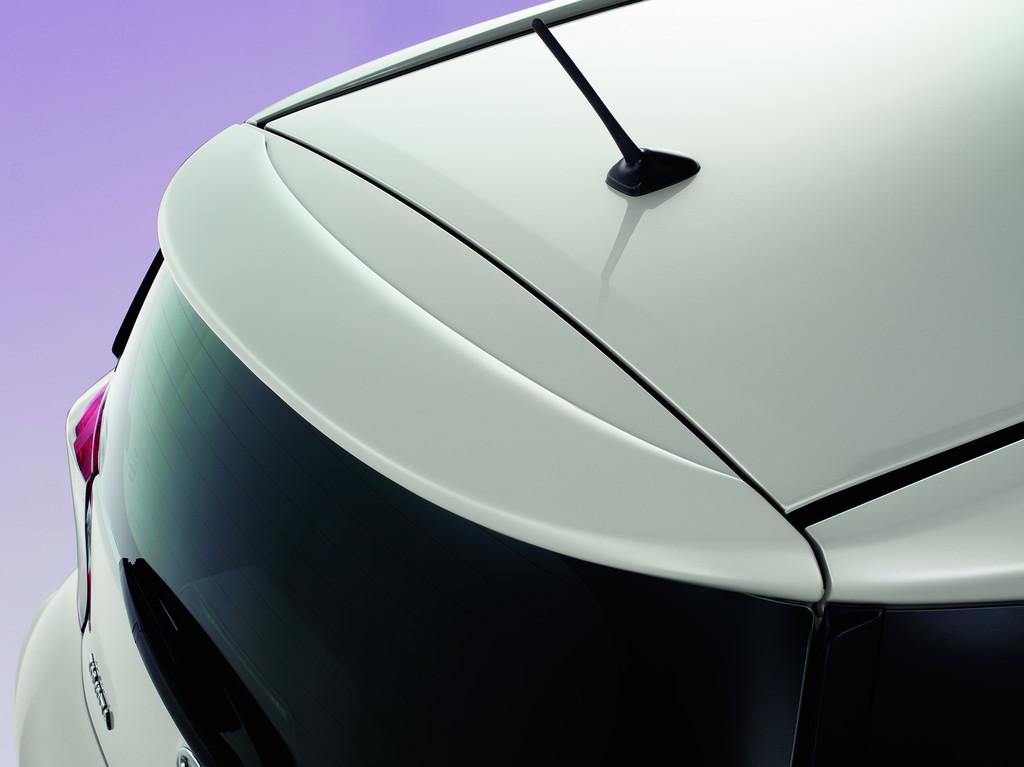 Toyota bietet Styling-Zubehör für den iQ an