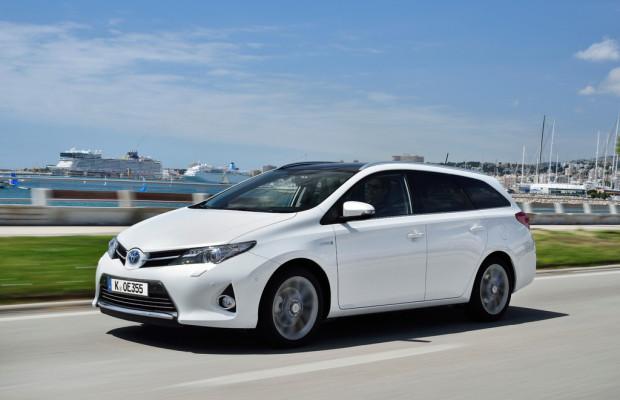 Toyota reist mit Hybrid-Roadshow durchs Land