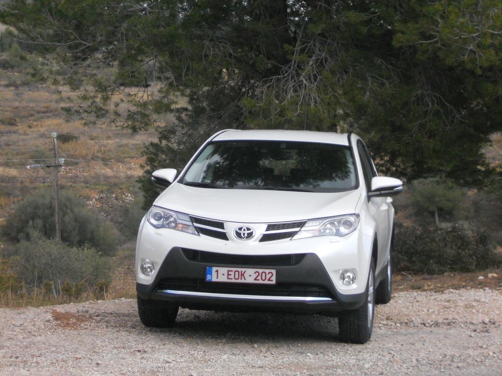 Toyota verlängert Aktion RAV4 Start Edition