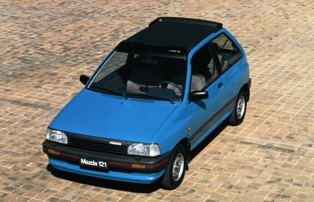 Tradition: 25 Jahre Mazda 121 - Knutschkugeln, Klone und kantige Kisten