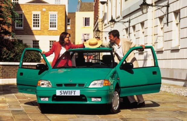 Tradition: 30 Jahre Suzuki Swift - Kleine Knauser und scharfe Bonsai-Bolzer