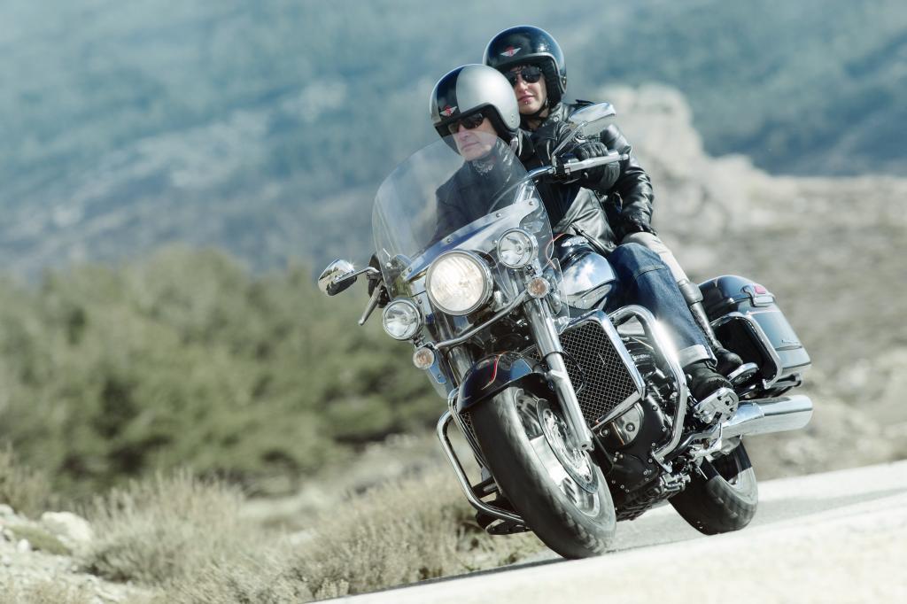 Triumph verdoppelt Garantie für Neumotorräder