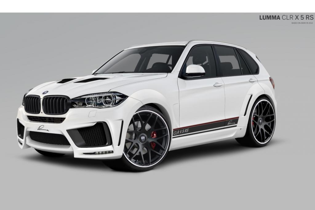 Tuning für den neuen BMW X5
