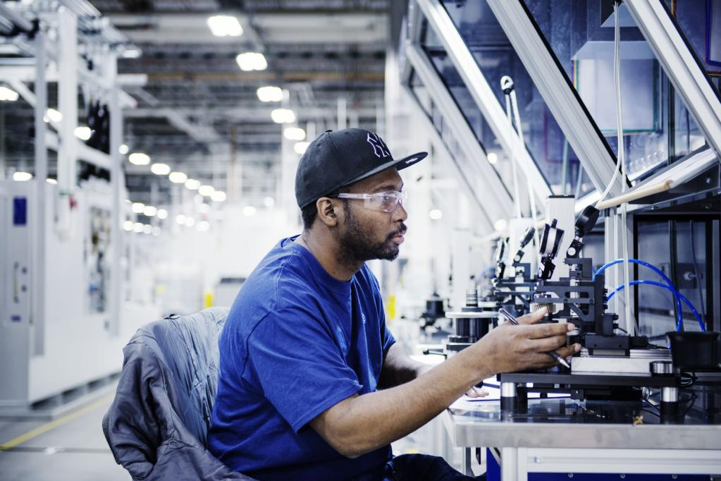 USA: ZF produziert im Mutterland der Automatikgetriebe