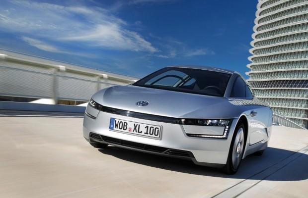 VW baut zweite Kleinserie des XL1