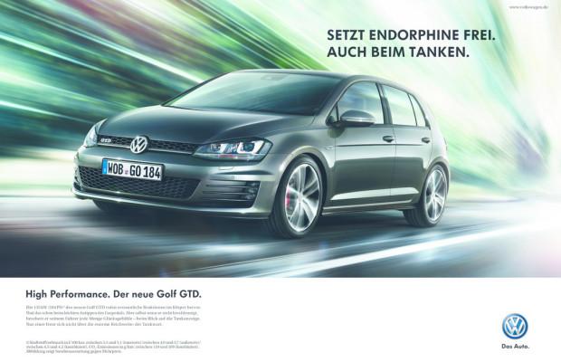 VW rührt die GTD-Werbetrommel