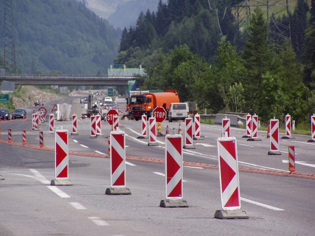 Verkehrsorganisation: Baustellenmelder gegen Schlafbaustellen