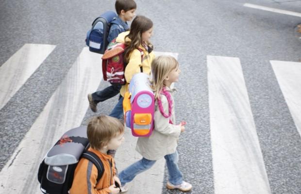 Verkehrssicherheit: Gefährlicher Schulweg