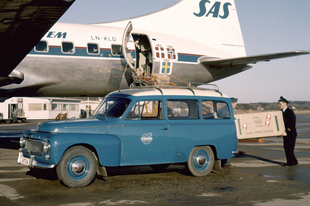 Volvo Duett P 210 1961