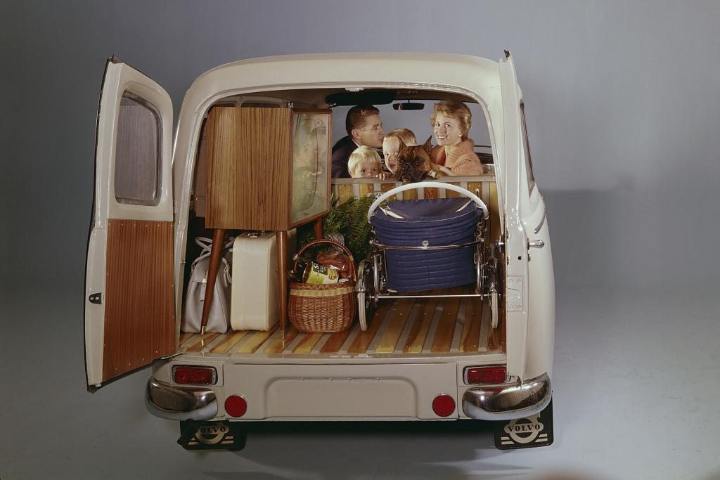 Volvo Duett P210 1964