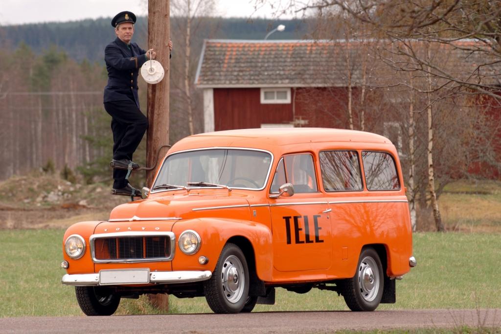 Volvo Duett P210 ab 1968