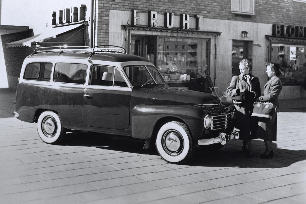 Volvo Duett PV 445 1953