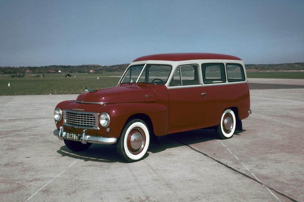 Volvo Duett PV 445 1955