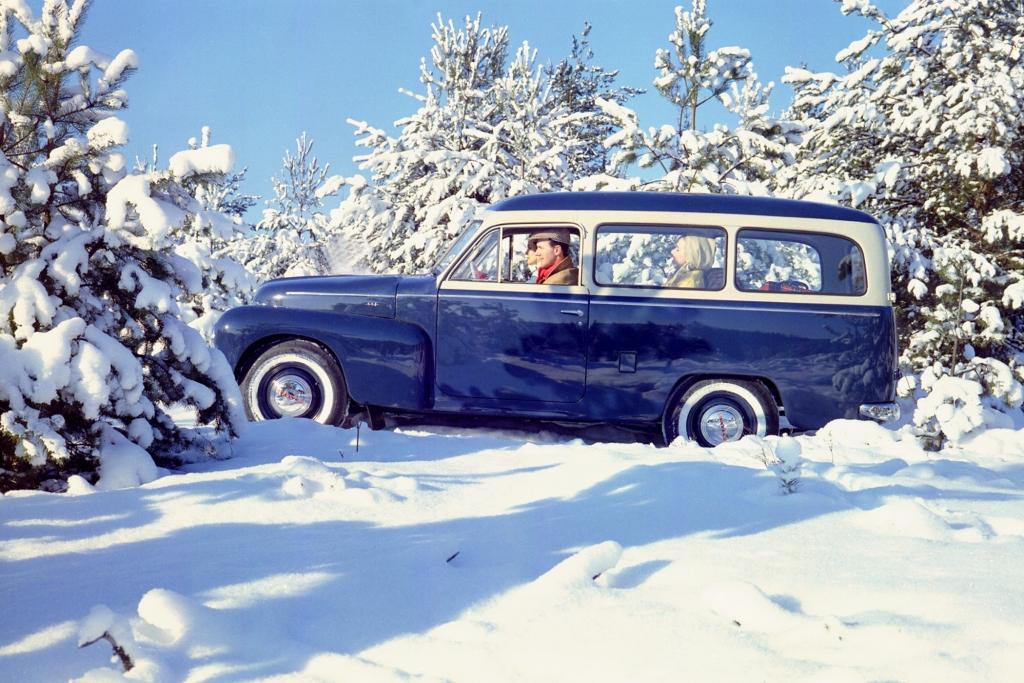 Volvo Duett PV 445 1957