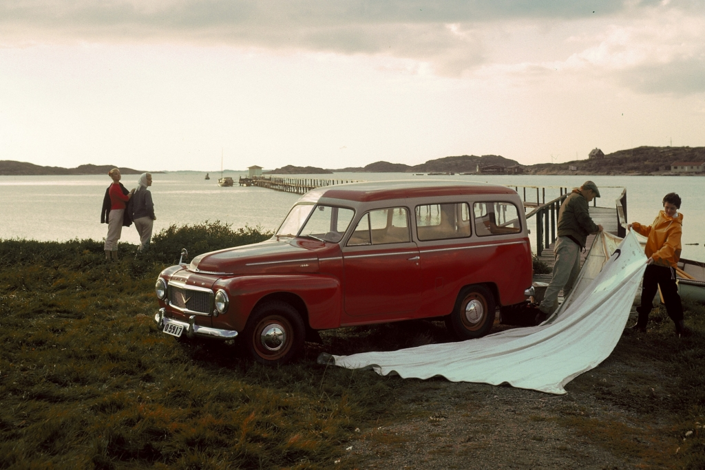Volvo Duett PV 445 1958