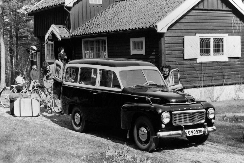 Volvo Duett PV 445 1959