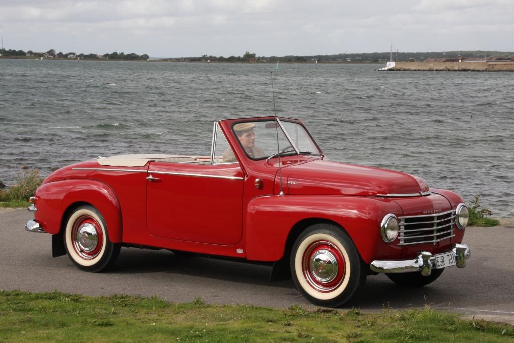 Volvo Duett PV 445 Cabriolet 1953