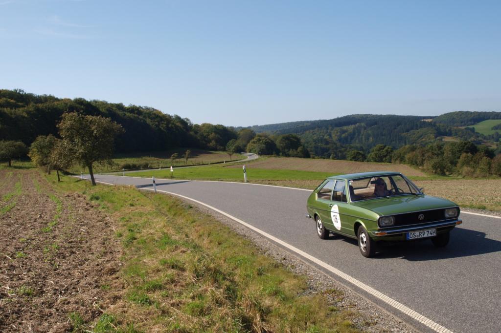 Vor 40 Jahren hat VW den Passat auf den Markt gebracht