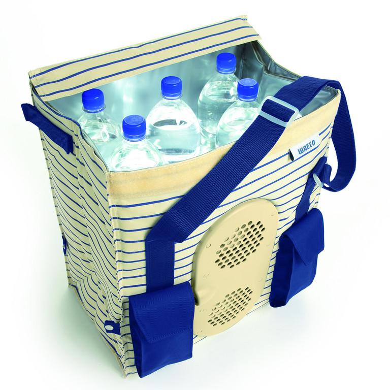 Waeco präsentiert Kühltasche Cool-Fun