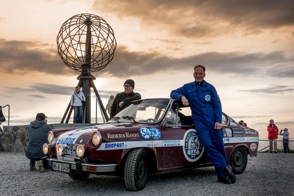 Wandernde Wikinger gewinnen Baltic Sea Rallye