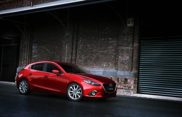 Weltpremiere Mazda3 – Die Konkurrenz sieht alt aus
